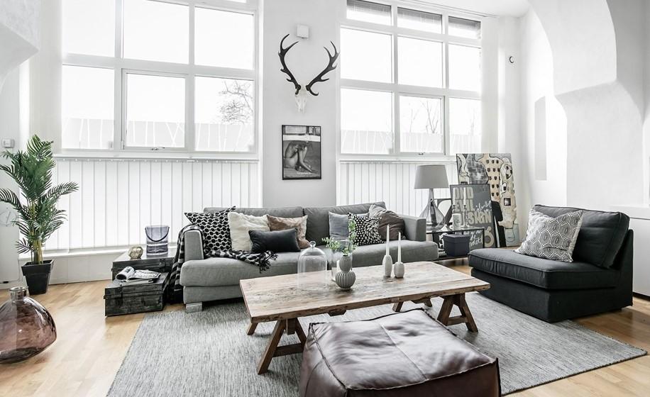 Design Nórdico: estilo em alta na decoração de interiores